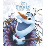 Disney Olaf's Frozen Adventure by Amy Sky Koster (Paperback, 2017)