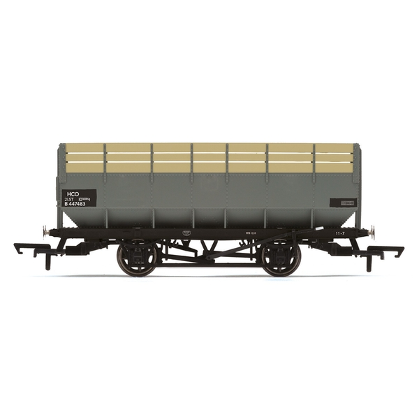 Hornby 20T Coke Wagon British Rail B447483 Era 6 Model Train
