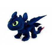 How to Train Your Dragon - Toothless Plush - 26 cm