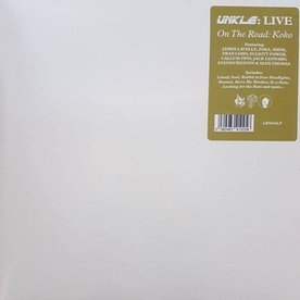 U.N.K.L.E. - Live - on the Road: Koko - Limited Edition Clear Vinyl