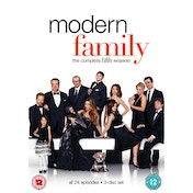 Modern Family Season 5 DVD