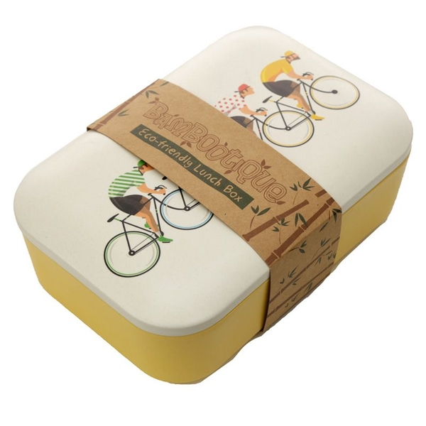 Bamboo Composite Cycle Works Cycling Lunch Box