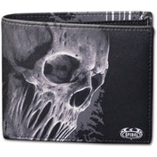 Bat Curse Bifold Wallet With Rfid Blocking and Gift Box