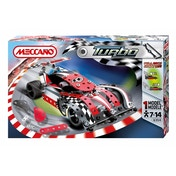 Meccano Turbo - Evolution Red