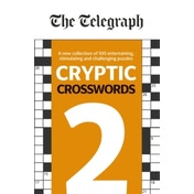 The Telegraph Cryptic Crosswords 2 by The Telegraph Media Group (Paperback, 2017)