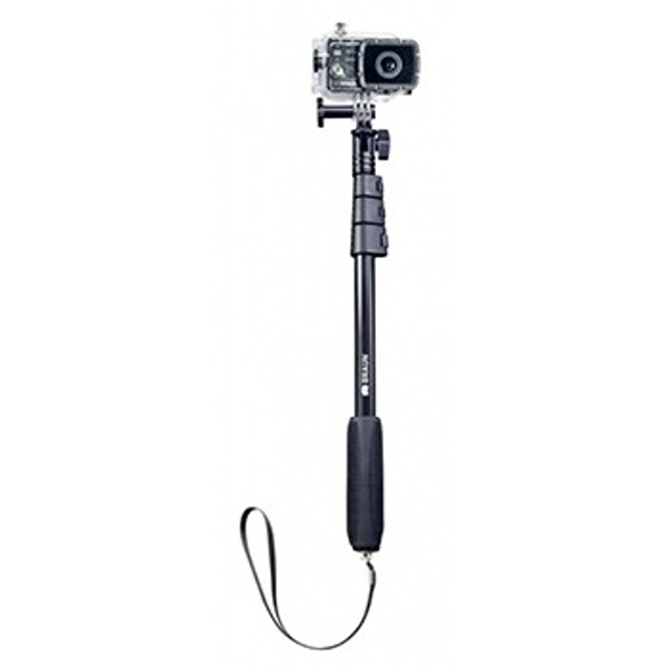 Braun Photo Technik Selfie Stick Underwater, Black