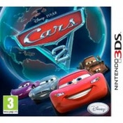 Cars 2 Game 3DS