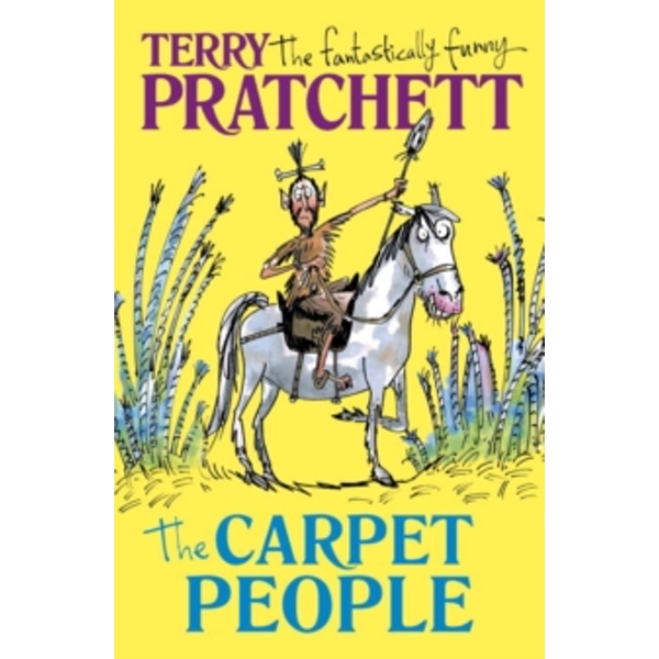 The Carpet People by Terry Pratchett (Paperback, 2017)