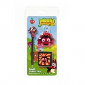 Moshi Monsters Stylus Pack Diavlo