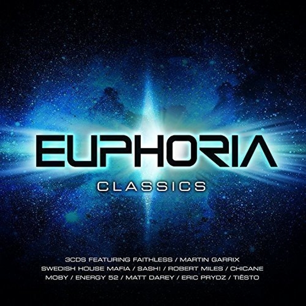 Ministry of Sound - Euphoria Classics CD