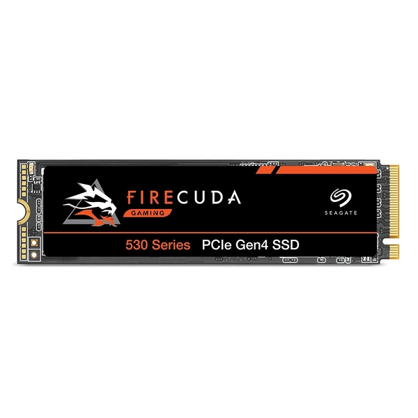 Seagate Firecuda 530 500GB SSD PCIe Gen4 NVMe M.2 Solid State Drive