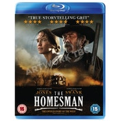 The Homesman Blu-ray