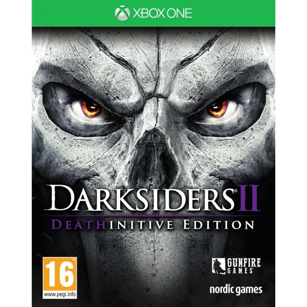 Darksiders II 2 Deathinitive Edition Xbox One Game - Image 1