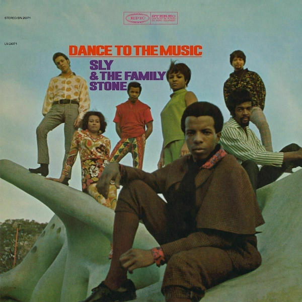 Sly & The Family Stone - Dance To The Music Vinyl