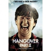 Hangover II Mr Chow Maxi Poster