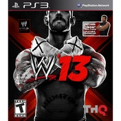 WWE 13 Mike Tyson Edition Game PS3 (#)