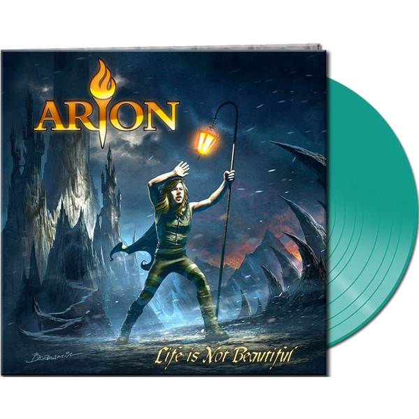 Arion - Life Is Not Beautiful Blue Vinyl