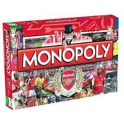 Arsenal Football Club Monopoly Board Game