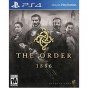The Order 1886 Game PS4 (#)