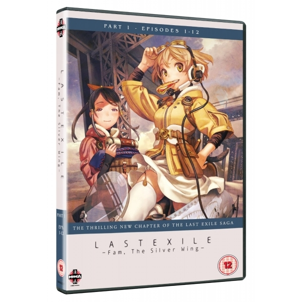 Last Exile: Fam, The Silver Wing Part 1 (Episodes 1-11) DVD