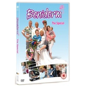 Benidorm The Special DVD
