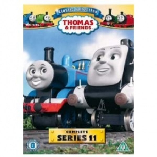 Thomas and Friends Classic Collection Series 11 DVD