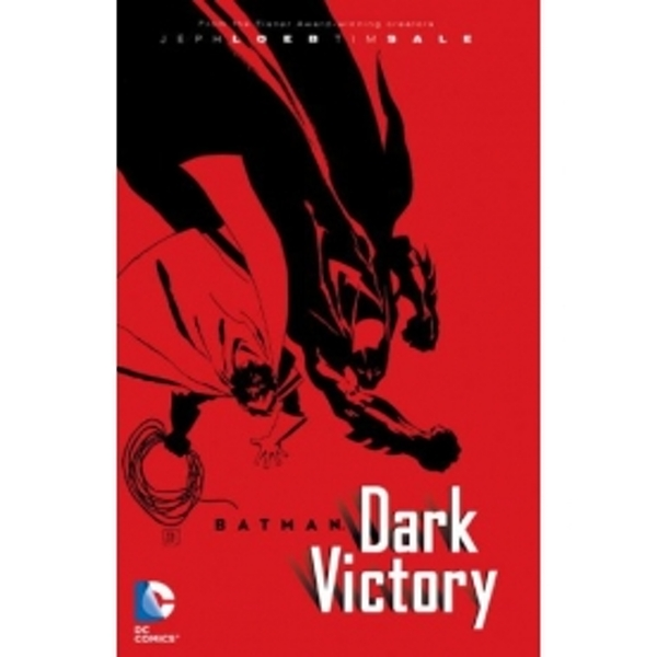 Batman Dark Victory  TP (New Edition) by Jeph Loeb (Paperback, 2014)
