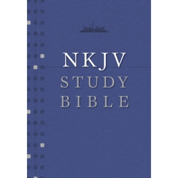 NKJV Study Bible, Hardcover : Second Edition