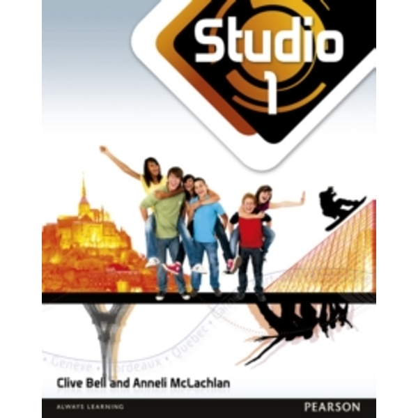 Studio 1 Pupil Book (11-14 French) Paperback / softback