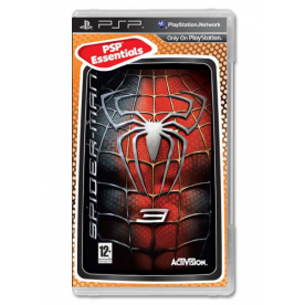 Spider Man 3 PSP Game (Essentials)