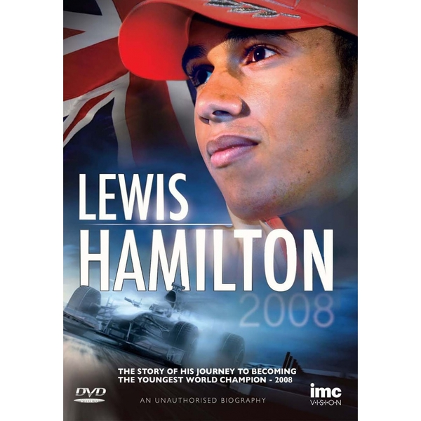 Lewis Hamilton - The Story of His Journey to Becoming the Youngest World Champion 2008 DVD