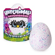 Hatchimals Hatchibabies Pink and Teal