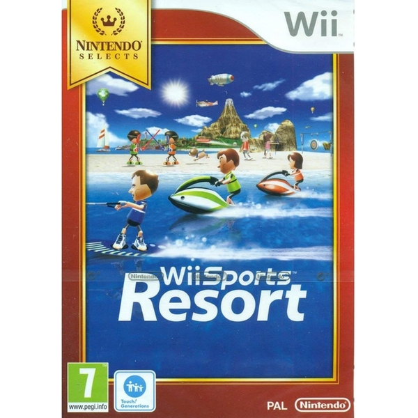 Sports Resort Solus Game (Selects) Wii