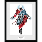 Assassins Creed Compilation 2 Framed Collector Print