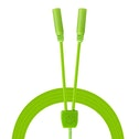 Urbanz INC-235S-P6GN Incredi-Cables 3.5mm Corded Audio Splitter - Green