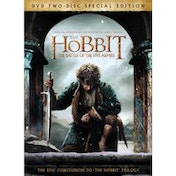 The Hobbit: The Battle of the Five Armies Two Disc Special Edition DVD