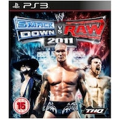 WWE Smackdown VS Raw 2011 Game PS3