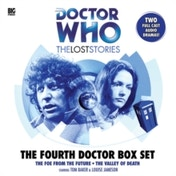The Fourth Doctor Box Set by John Dorney, Philip Hinchcliffe, Robert Banks Stewart (CD-Audio, 2012)