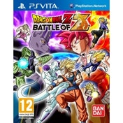 Dragon Ball Z Battle of Z Game PS Vita