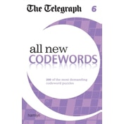 The Telegraph: All New Codewords 6 by Telegraph Media Group (Paperback, 2015)