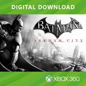Batman Arkham City Xbox 360 Digital Download Game