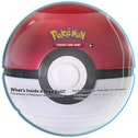 Pokemon TCG: Poke Ball Tin - Random