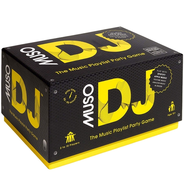 Muso DJ 2 Card Game