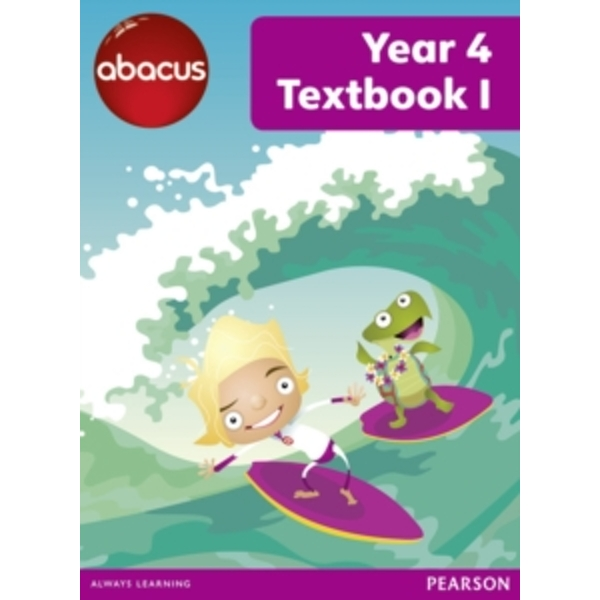 Abacus Year 4 Textbook 1 by Ruth Merttens (Paperback, 2013)