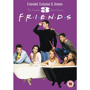 Friends Season 3 Extended Edition DVD