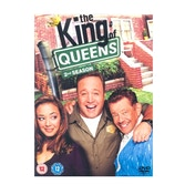 King Of Queens Series 2 DVD