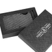 Carbon Fibre Mens RFID Blocking Card Wallet | M&W - Image 2