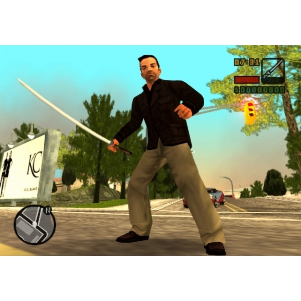 Grand Theft Auto GTA Liberty City Stories Game PS2 - Image 5