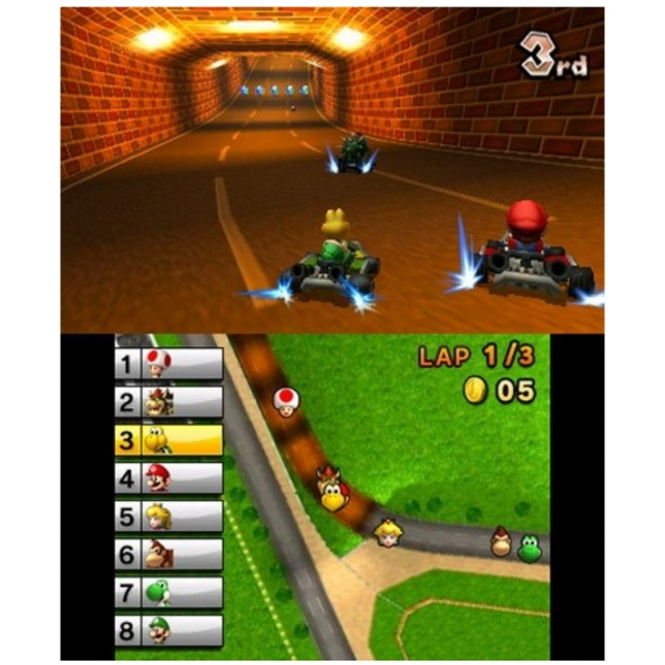Mario Kart 7 Game 3DS - Image 7