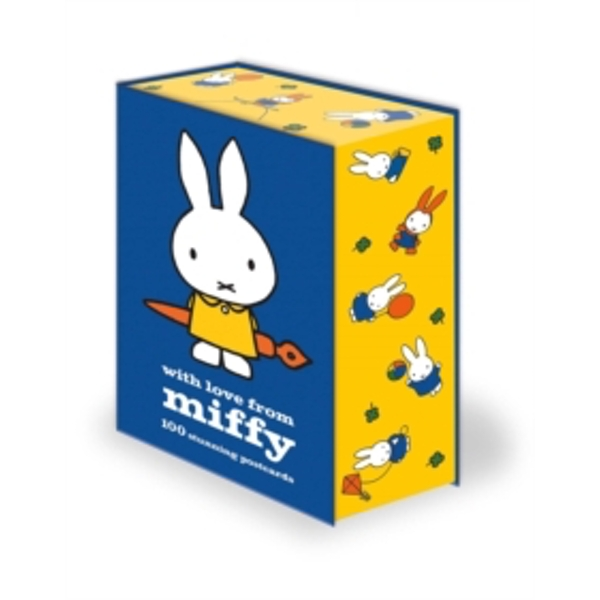 Miffy Postcard Set